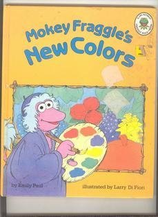 9780026891141: Mokey Fraggle's New Colors (Fraggles Concept Books)