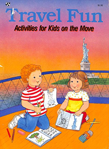 9780026892360: Travel Fun: Activities for Kids on the Move