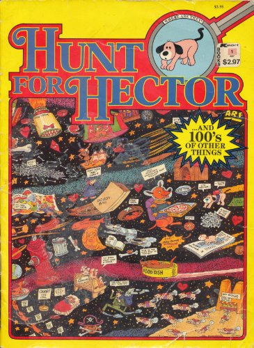 9780026892476: Hunt for Hector (Where Are They? Series)