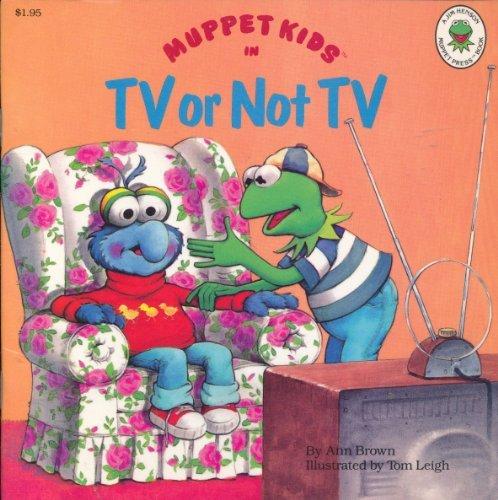 9780026892711: Muppet Kids in TV or Not TV (A Jim Henson Muppet Press Book)