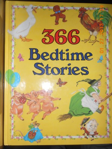 9780026892865: 366 Bedtime Stories