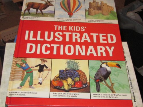 9780026892896: Kids' Illustrated Dictionary