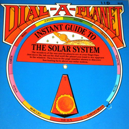 9780026893343: Instant Guide to the Solar System (Dial-a-Planet)