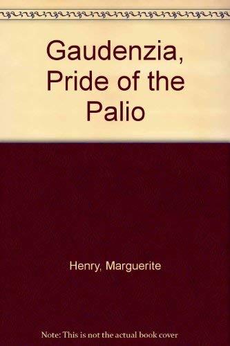 9780026894166: Gaudenzia, Pride of the Palio
