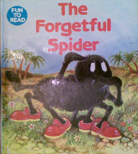 9780026894456: The forgetful spider (I can read)