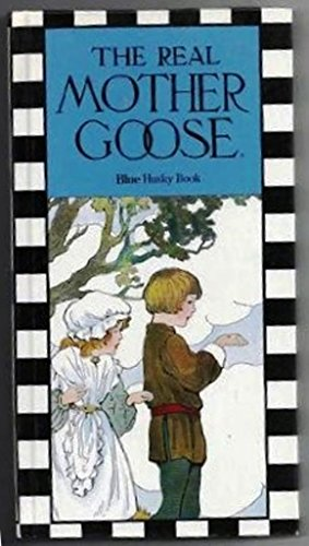 9780026895026: The Real Mother Goose-Husky Book Blue