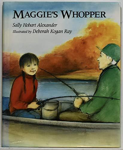 9780027002010: Maggie's Whopper