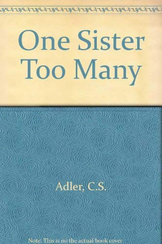 9780027002713: One Sister Too Many