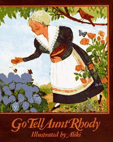9780027004106: Go Tell Aunt Rhody