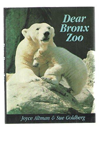 Dear Bronx Zoo: Altman & goldberg