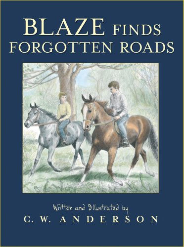 9780027013405: Blaze Finds Forgotten Roads