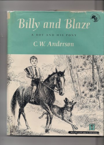 9780027018806: Billy and Blaze