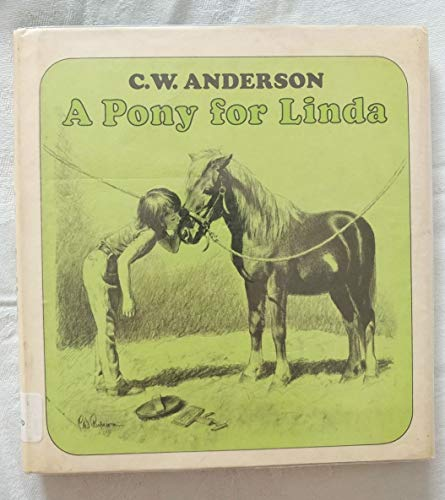 9780027050509: Pony for Linda