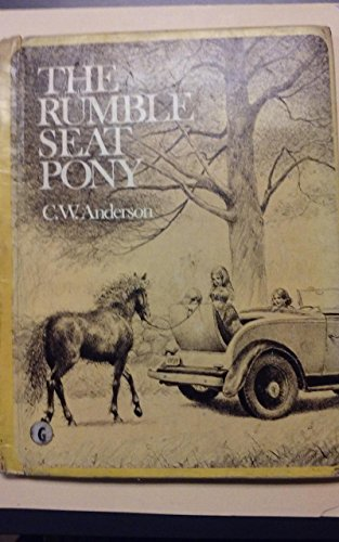 9780027054903: Rumble Seat Pony