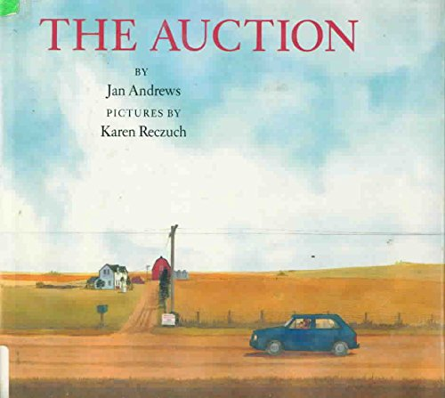 9780027055351: The Auction
