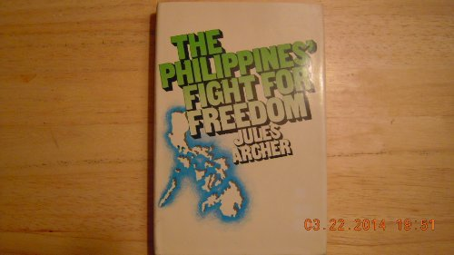 9780027056402: The Philippines' Fight for Freedom