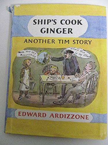9780027056808: Ship's Cook Ginger: Another Tim Story