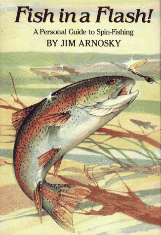 9780027058543: Fish in a Flash!: A Personal Guide to Spin-Fishing