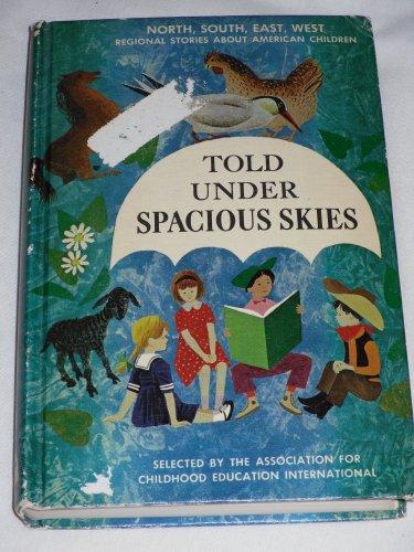 9780027073805: Told Under Spacious Skies