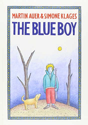 9780027076103: The Blue Boy