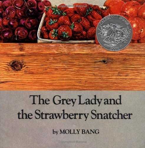 9780027081404: The Grey Lady and the Strawberry Snatcher