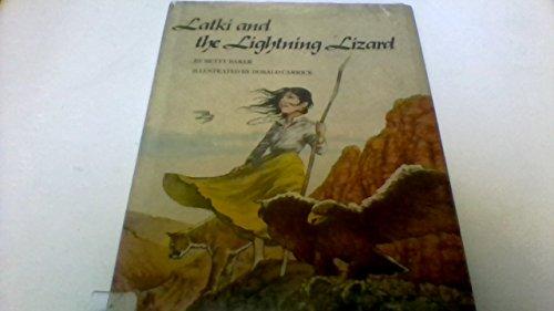 9780027082104: Latki and the Lightning Lizard