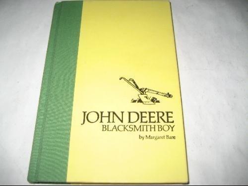 9780027083811: John Deere Blacksmith Boy