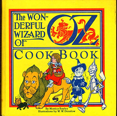 9780027085303: The Wonderful Wizard of Oz Cook Book