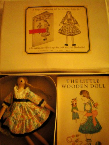 9780027101102: Little Wooden Doll