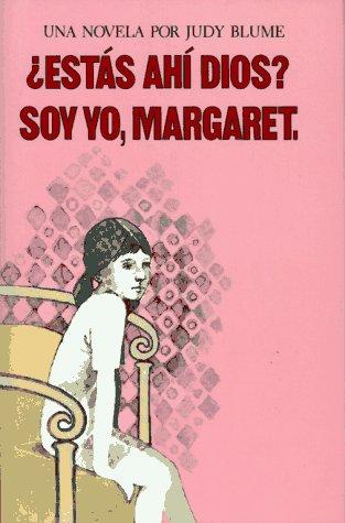 9780027109504: ¿Estás ahí Dios? soy yo, Margaret