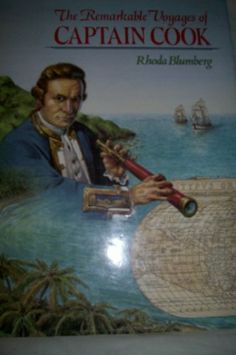 9780027116823: The Remarkable Voyages of Captain Cook
