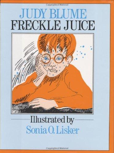 Freckle Juice: Blume, Judy