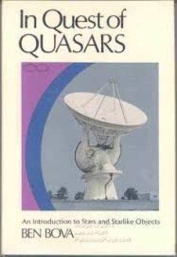 9780027117509: In Quest of Quasars: An Introduction to Stars and Starlike Objects (Surveyor Books)