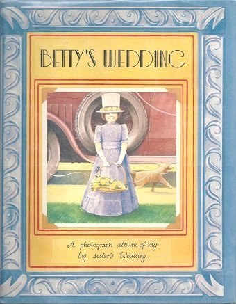 9780027118803: BETTYS WEDDING (FIRST AMERICAN EDITION)