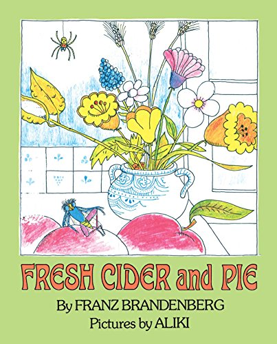 9780027119107: Fresh Cider and Pie