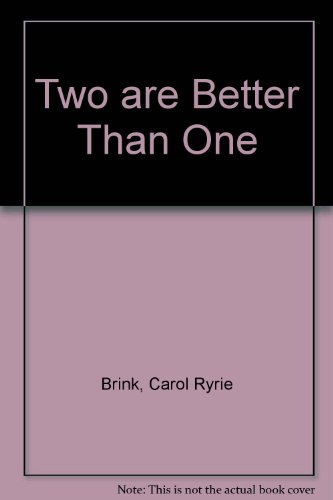 9780027143201: Two are Better Than One