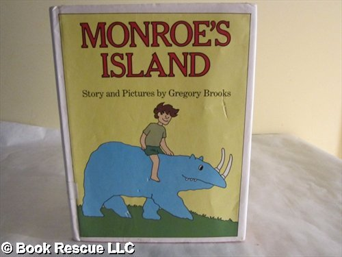 9780027148107: Monroe's Island