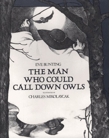 9780027153804: The Man Who Could Call Down Owls