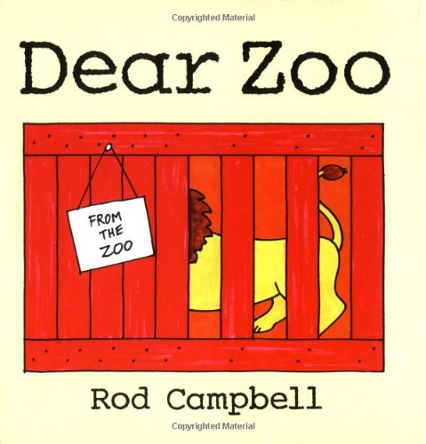 9780027164404: Dear Zoo (Dear Zoo & Friends)