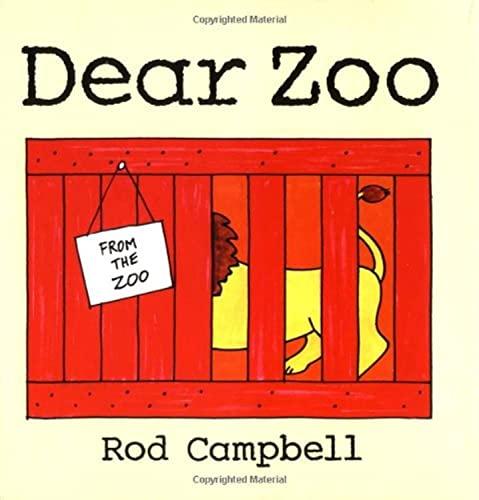 9780027164404: Dear Zoo