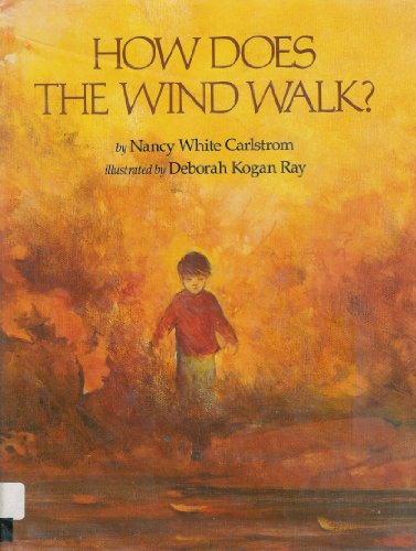 9780027172751: How Does the Wind Walk?