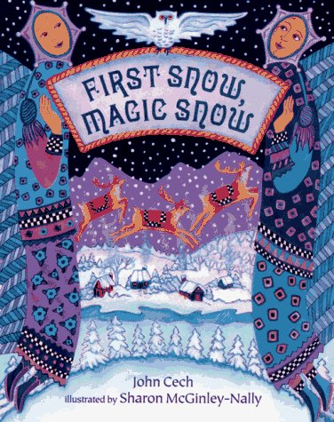 9780027179712: First Snow, Magic Snow