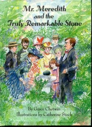 9780027183139: Mr. Meredith and the Truly Remarkable Stone