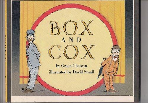 Box and Cox: Chetwin, Grace