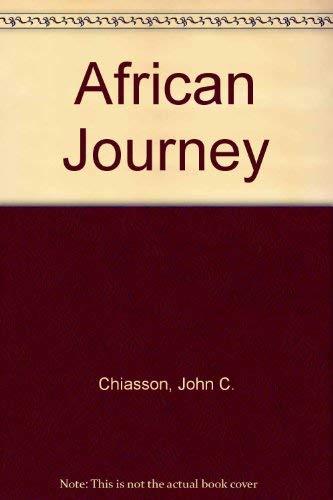 9780027185300: African Journey