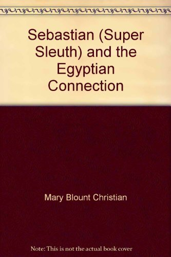 9780027185607: Sebastian Super Sleuth & the Egyptian Connection