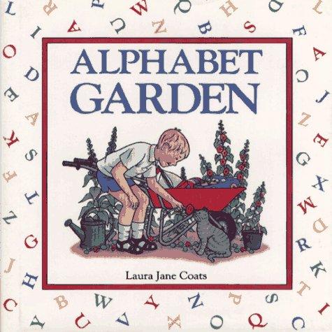 9780027190427: Alphabet Garden