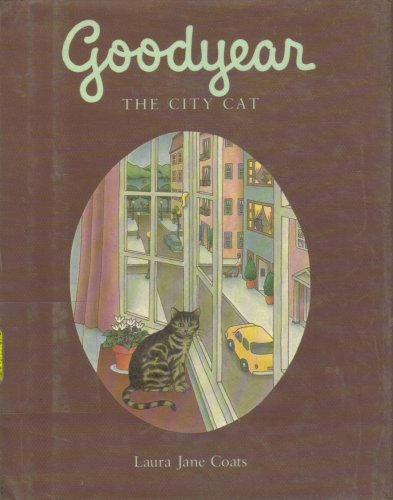 9780027190519: Goodyear the City Cat