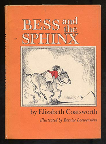 9780027194203: Bess and the Sphinx