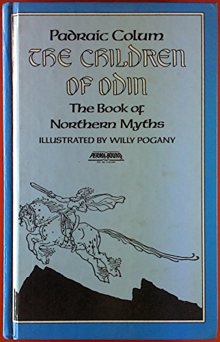 9780027228908: The CHILDREN OF ODIN (REISSUE)
